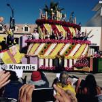 Kiwanis 2015 Rose Parade Float